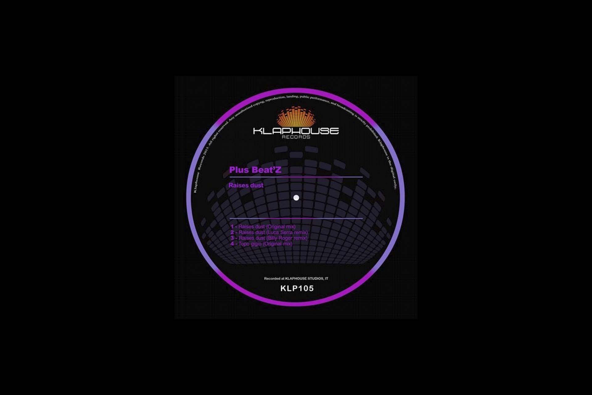 EP Raises - Plus Beat'Z