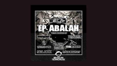 EP Abalah - Remix Plus Beat'Z - Lançado pela Label Brazilian Techno Music contando com 01 remix da música Abalah de System Toys.