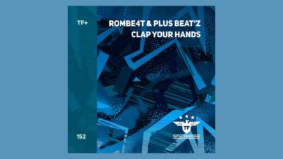 EP Clap Your Hands - Plus Beat'Z e ROMBE4T - Lançado pela Label Total Freedom+ contando com 01 track original: Clap Your Hands.