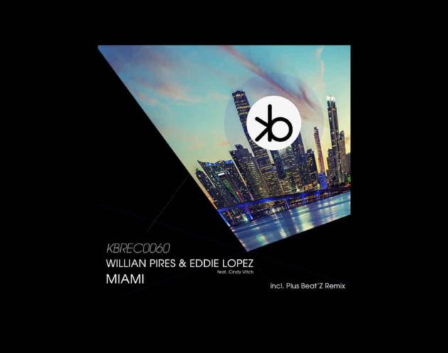 EP Miami - Plus Beat'Z - Lançado pela Label Klubinho Records contando com 01 track remix para os produtores Willian Pires, Eddie Lopez e Cindy Vitch.