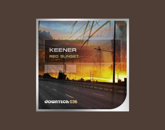 EP Red Sunset - Remix Plus Beat'Z - Lançado pela Label Downtech Music contando com 01 remix da música Red Sunset de Keener.