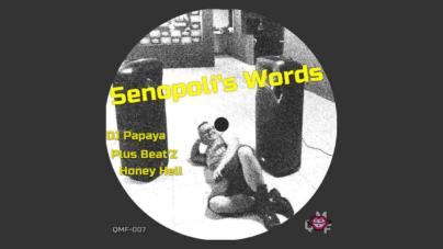 EP Senopoli's Words - Plus Beat'Z e DJ Papaya - Lançado pela Label Queer Music Facotry contando com 01 track remix da música Piro Demais.